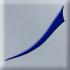 srebrnoszary z niebieskim dekorem (E)